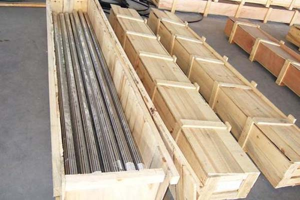wooden pack rods